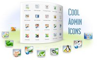 Cool Admin Icons