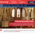 Шаблон Joomla HOT Churchly